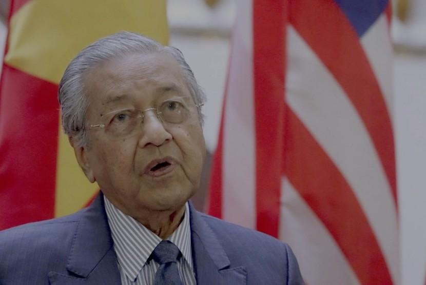 Didukung Mahathir Jadi Pm Malaysia Ini Jawaban Shafie Apdal Republika Online
