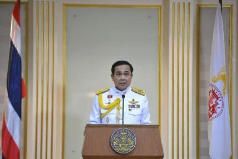 PM Prayuth Chan-ocha