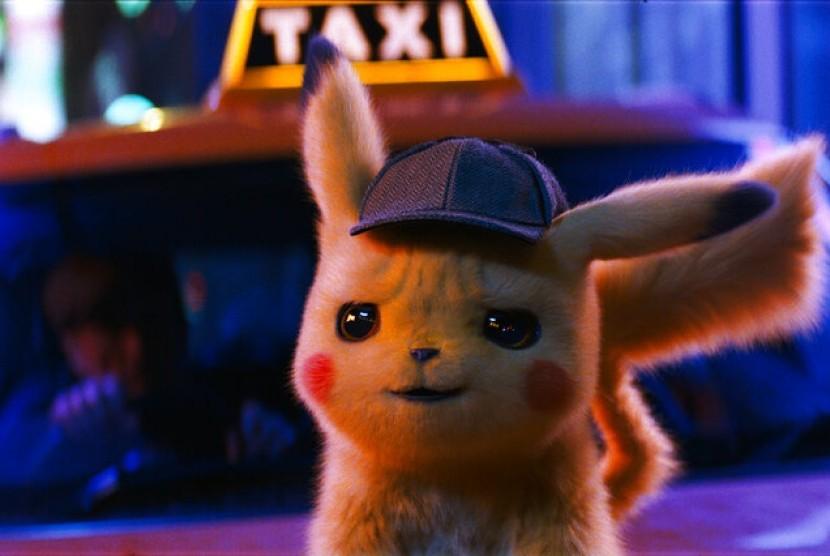 Pokémon Detective Pikachu.
