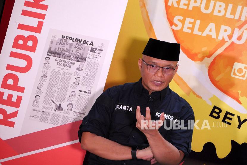 Anggota Komisi I DPR Sukamta berharap Tim Kajian UU ITE yang dibentuk tersebut ujungnya merevisi pasal karet di dalam UU ITE.