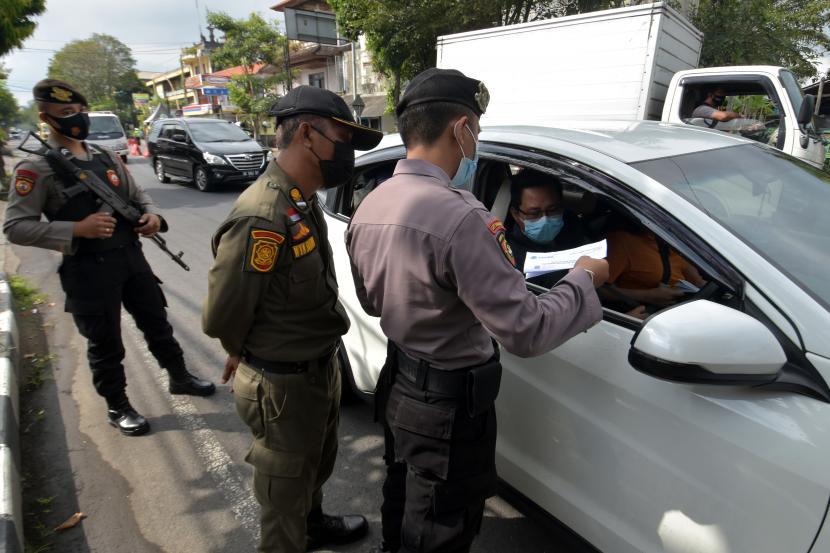 Ribuan Kendaraan Diputar Balik Selama Operasi Ketupat Progo (ilustrasi).