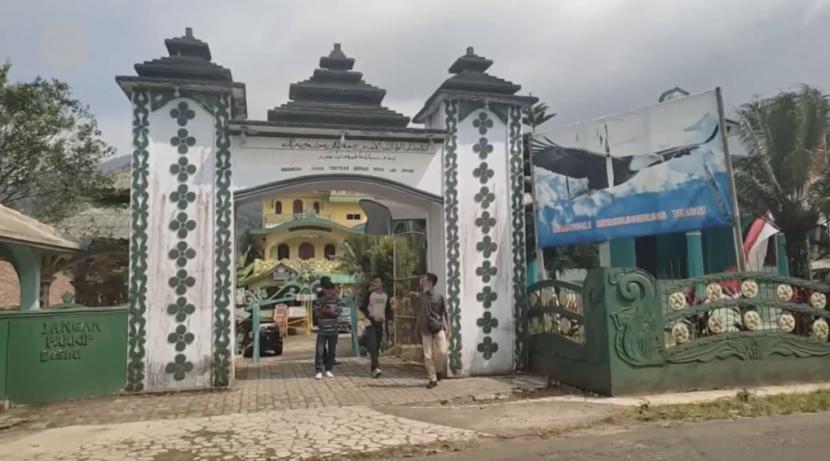 Polisi pastikan Angling Dharma di Pandeglang bukan Kerajaan.