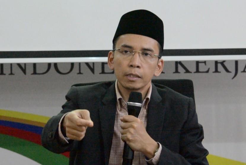 Politikus Partai Golkar, Muhammad Zainul Majdi (TGB)