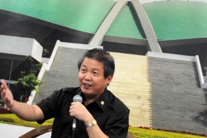 Politikus PDIP Hendrawan Supratikno.