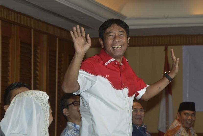 Politisi PPP Abraham Lunggana.