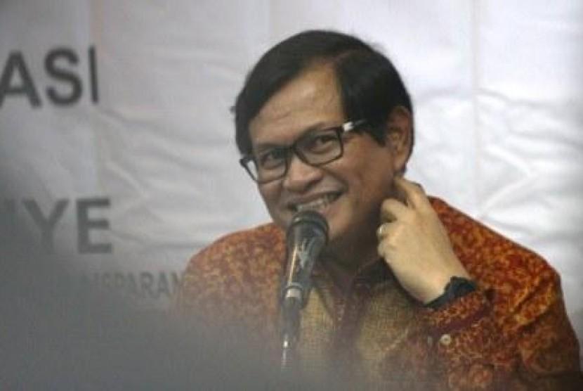 Politisi senior PDI Perjuangan Pramono Anung