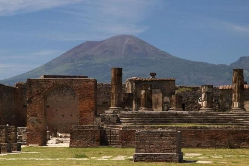 Pompeii salah satu destinasi menarik di Italia
