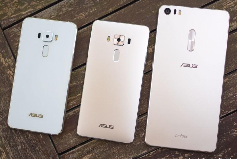 Ponsel Asus Zenfone 3