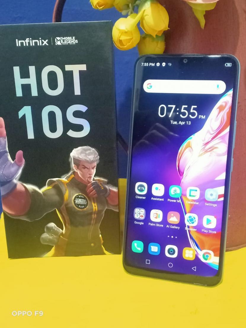 Ponsel Infinix Hot 10S
