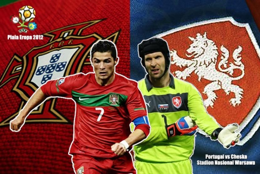 Portugal vs Cheska