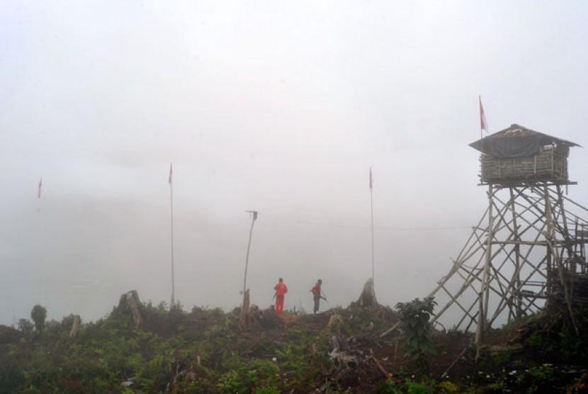 Distrik Mulia, Puncak Jaya, Papua. (Ilustrasi)