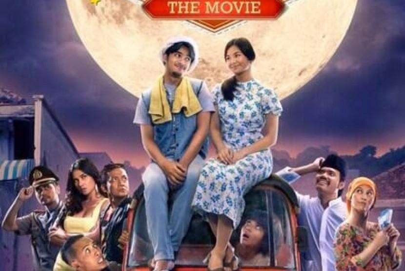 Poster film Bajaj Bajuri The Movie
