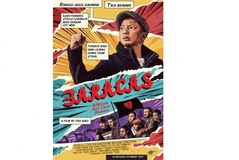 Poster film Baracas