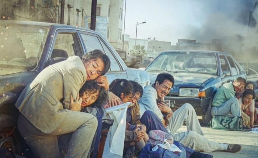 Poster film Escape from Mogadishu.