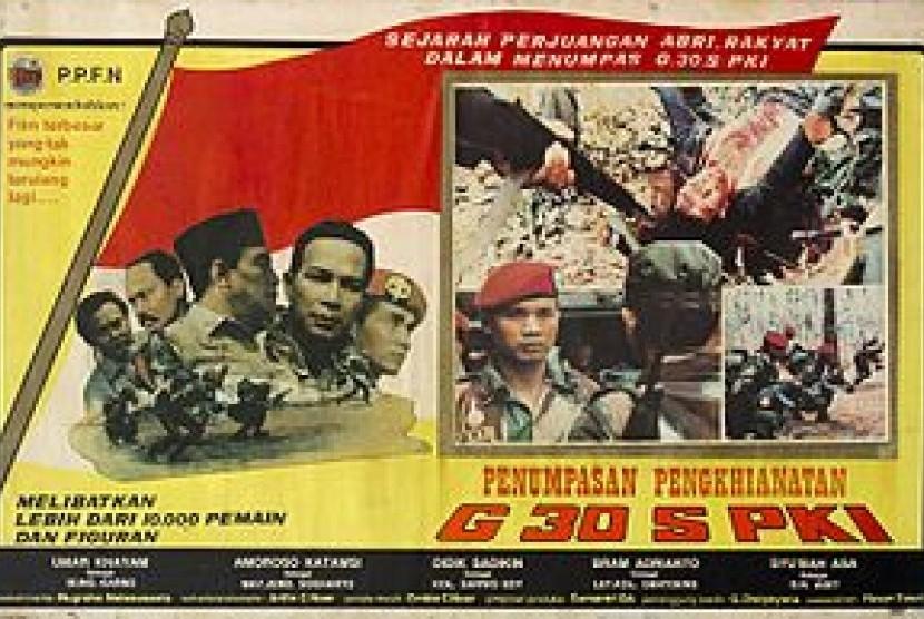 Poster Film G 30 S PKI