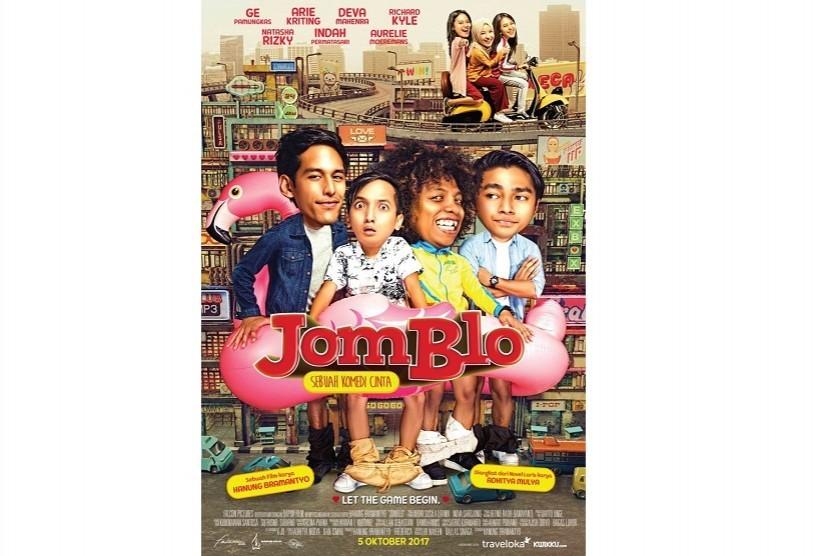 Poster film Jomblo