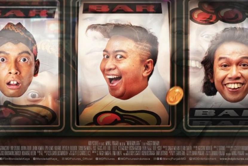 Poster film Mendadak Kaya.