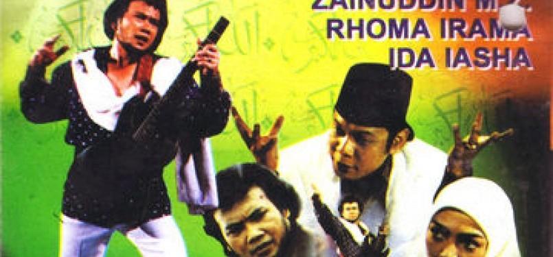 Poster film Nada dan Dakwah.