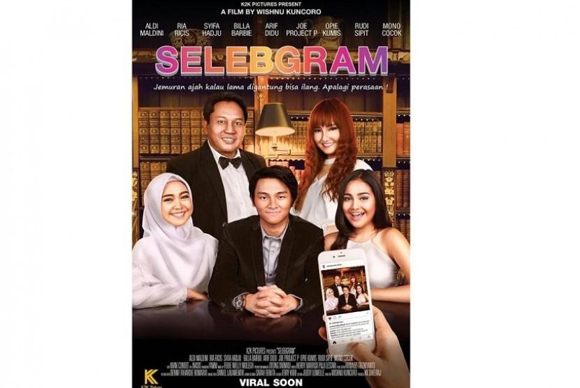 Poster film Selebgram