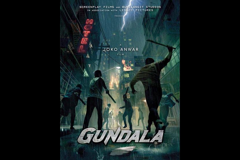 Poster resmi film Gundala