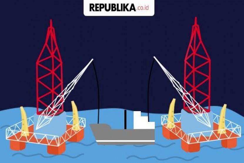 Potensi cadangan migas di Indonesia