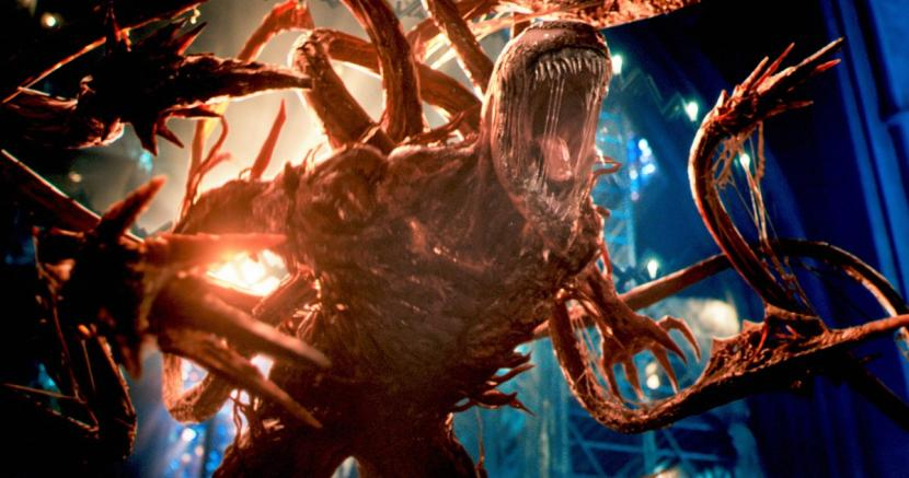 Potongan trailer film Venom: Let There Be Carnage.