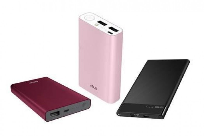 Powerbank (ilustrasi)
