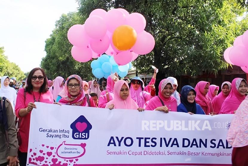 Salah satu kampanye yang dilakukan oleh PP Aisyiyah. (ilustrasi)