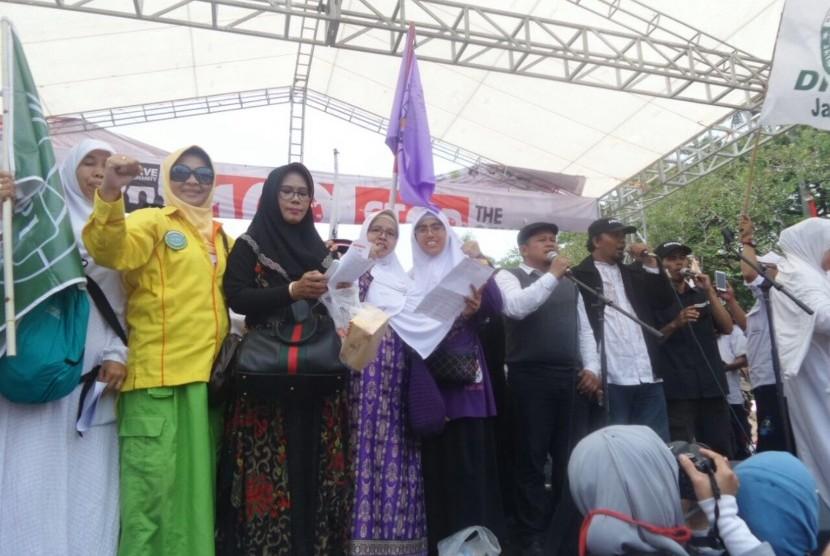 PP Salimah galang dana untuk Rohingya