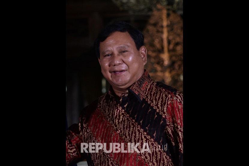 Prabowo Subiyanto
