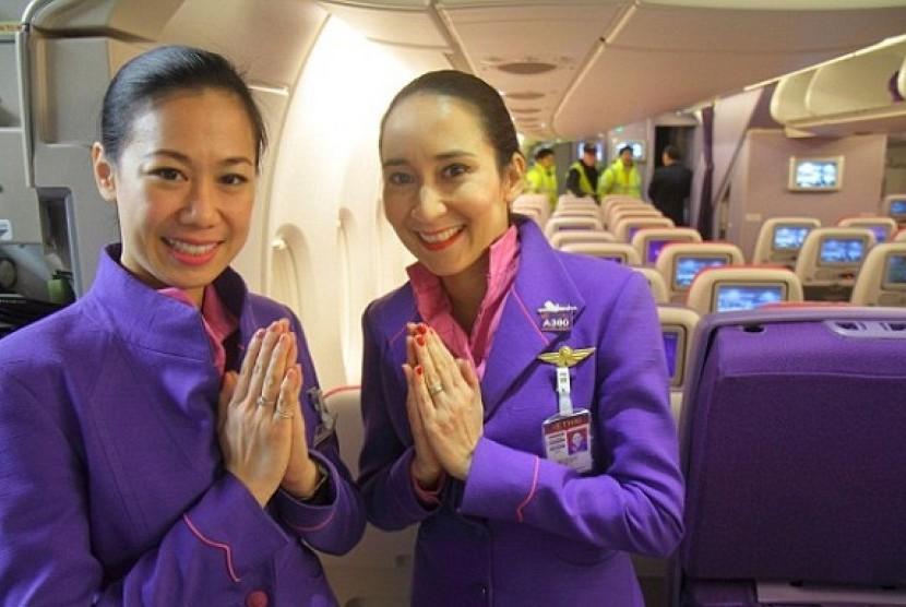 Pramugari Air New Zealand