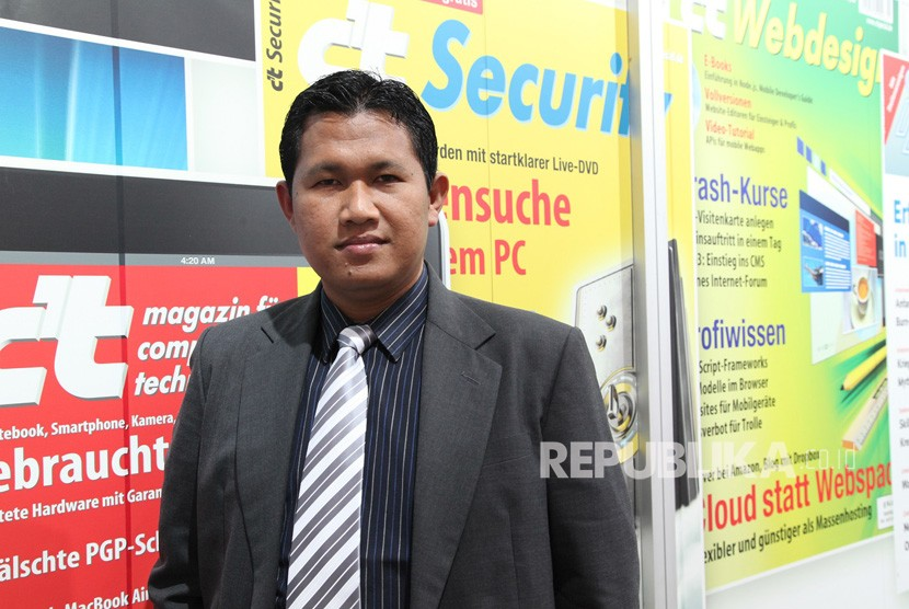 Pakar keamanan siber dari Communication and Information System Security Research Center (CISSReC), Pratama D Pershada.