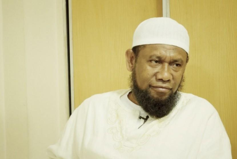 Presiden Al Fatih Kaafah Nusantara, ustaz Fadhlan Gharamatan