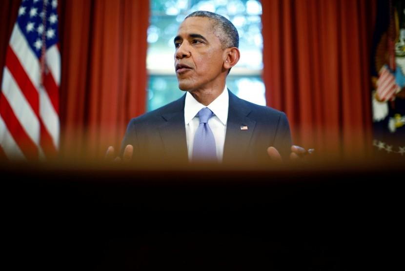 Presiden AS Barrack Obama