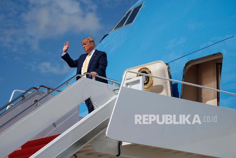 Presiden AS Donald Trump