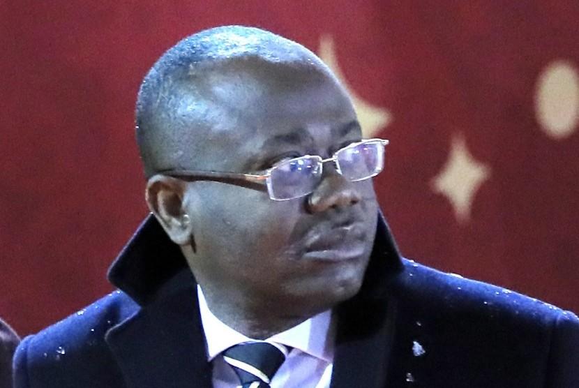 Presiden Asosiasi Sepak Bola Ghana (GFA) Kwesi Nyantakyi