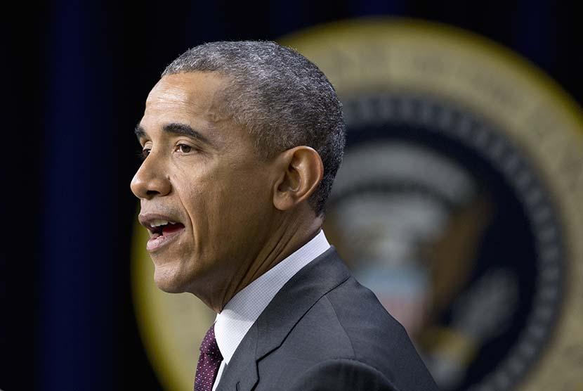 Presiden Barack Obama perkuat komitmen AS ke Asia Tenggara melalui KTT AS-ASEAN..