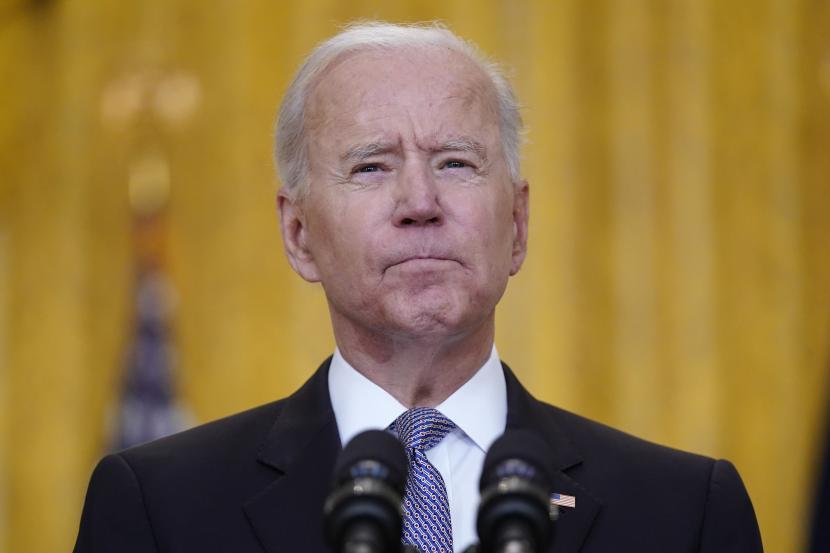 Presiden AS Joe Biden.