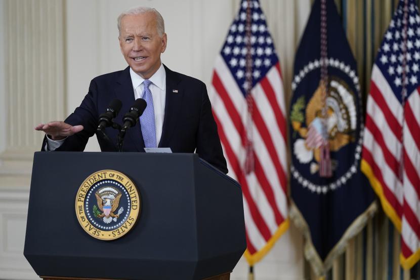 Presiden AS Joe Biden