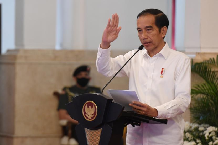 Jokowi Soroti 10 Provinsi dengan Kasus Stunting Terbanyak