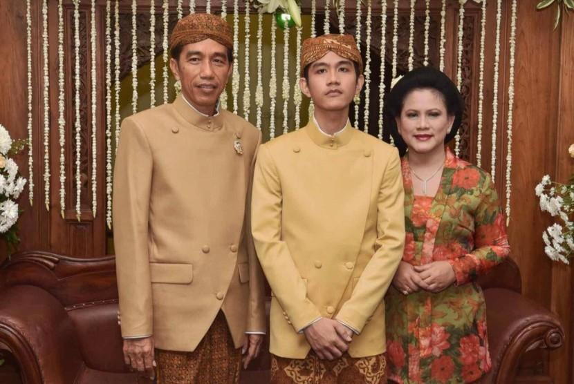 President's eldest son wedding