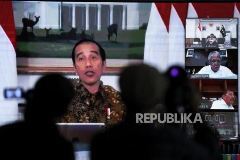 New Normal Akibat Covid 19 Menurut Jokowi Seperti Apa