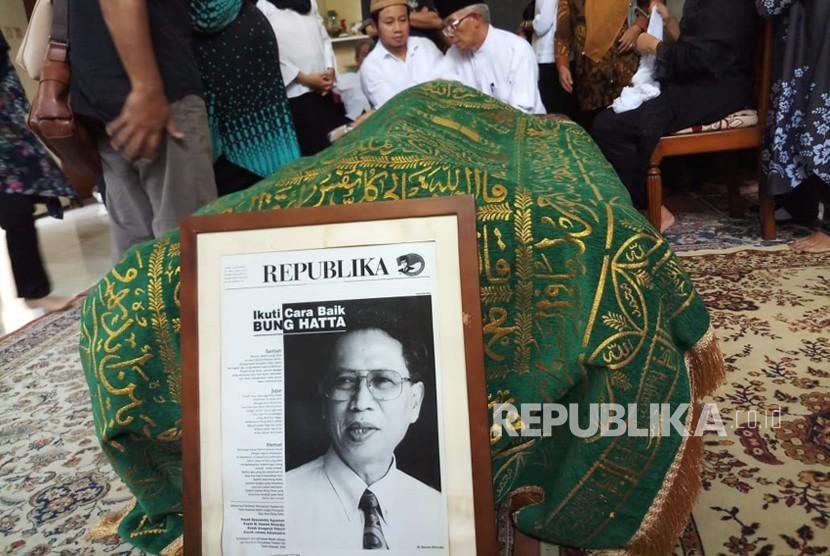 Islamic scholar Dawam Rahardjo dies at the age of 75 on Wednesday (May 30) night.