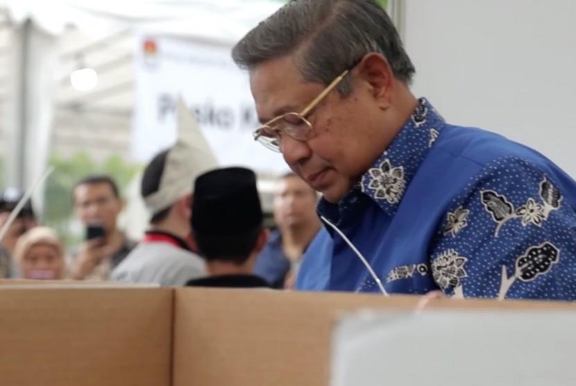 Presiden keenam Republik Indonesia, Susilo Bambang Yudhoyono