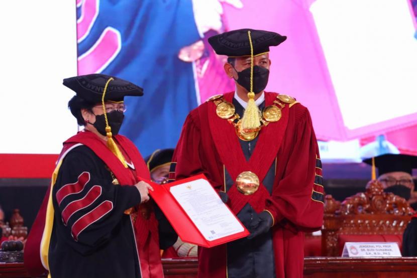 Presiden Kelima RI Megawati Soekarnoputri