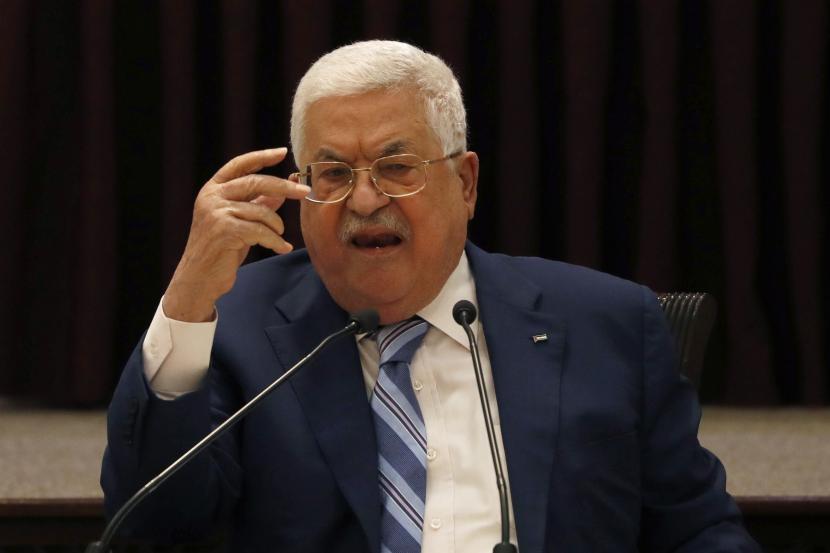 Presiden Palestina Terbang ke Jerman untuk Periksa Kesehatan