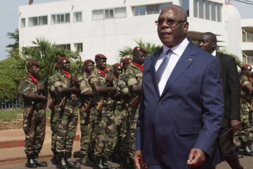 Presiden Mali Ibrahim Boubacar Keita