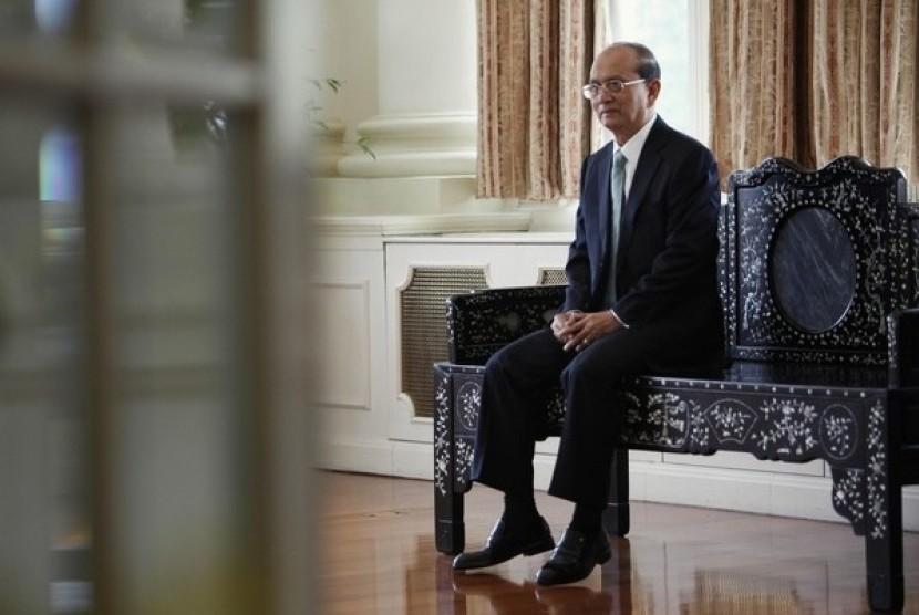 Presiden Myanmar, Thein Sein