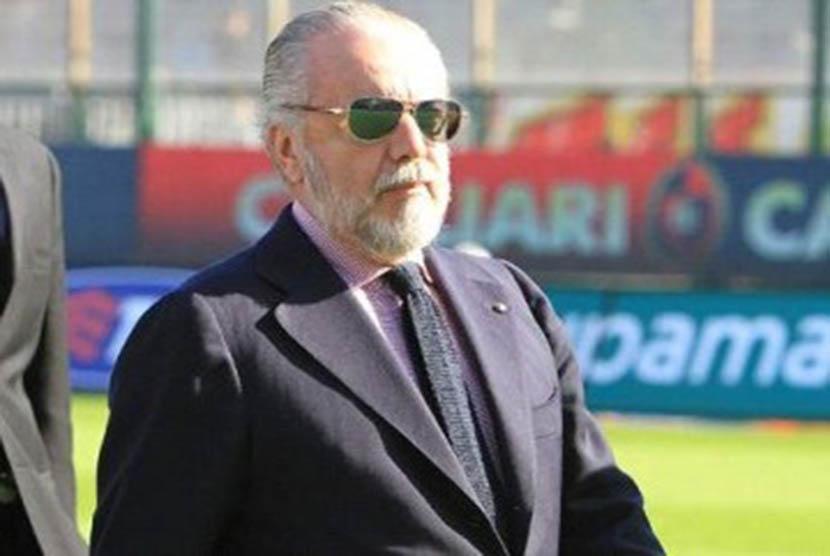 Presiden Napoli, Aurelio De Laurentiis