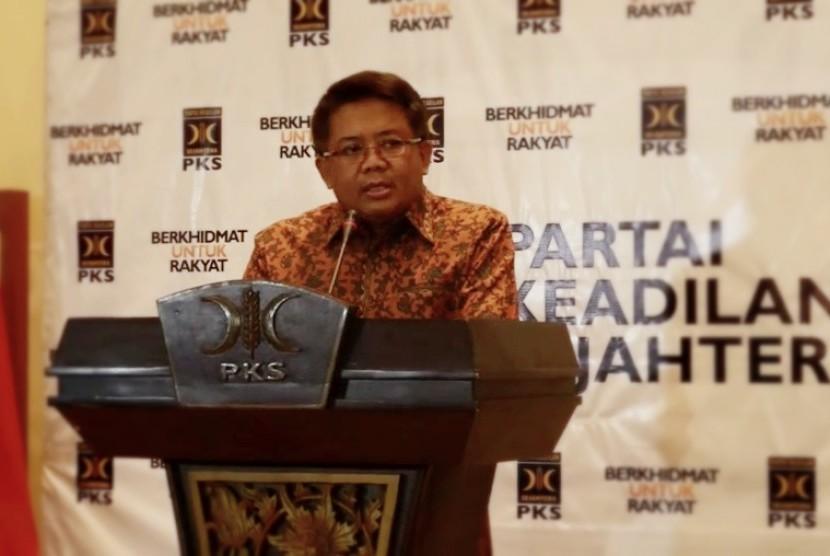 Presiden Partai PKS Mohamad Sohibul Iman